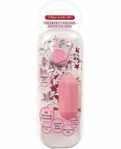 Blush remote control viibrating egg - pink (Package Of 5) by Blush Novelties. $120.78. great bedroom gift. Great to stock your shelfs. 5 Pack. You'll be delightfully satisfied with the 10 functions of pleasure The Remote Vibrating Egg from Blush delivers with its silky smooth satin finish that glides effortlessly over the body. The wireless remote control boasts a range of up to 30 feet. Waterproof and Phthalates free. 3 length: 1.25 diameter. Remote requires 2 ...
