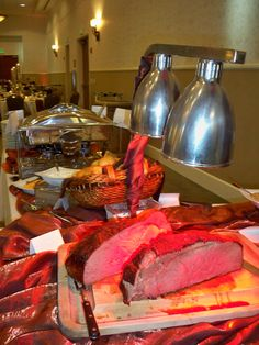 Beef Set-Up- Big City Catering