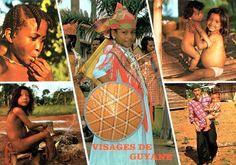 Native People of French Guiana (French Guiana)