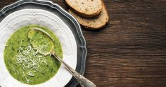 Wanna make Instant Pot Cheesy Spinach Soup? My name is Corrie and I am here to help! Oh and I also have FREE pressure cooker recipes especially for you :) Immersion Blender Recipes, Cream Of Spinach Soup, Cream Cheese Potatoes, Garlic Soup, Green Soup, Asparagus Soup, Beautiful Soup, Low Sodium Chicken Broth, Butter