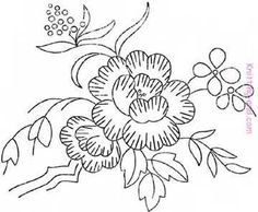 DIME Designs in Machine Embroidery Vintage Embroidery Software - Embroidery Design Guide Floral Embroidery Patterns, Hand Embroidery Tutorial, Embroidery Transfers, Vintage Embroidery, Custom Embroidery, Ribbon Embroidery, Machine Embroidery Designs, Brush Embroidery, Embroidery Boutique