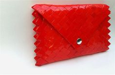 red envelope clutch, candy wrapper purse. $50.00, via Etsy.http://www.etsy.com/treasury/NTM5ODkzNXwyNzIzNzQ0NjUw/not-even-a-mouse