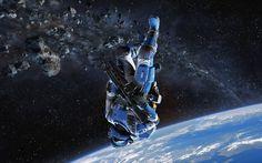 Sci Fi Wallpapers Free - WallpaperSafari