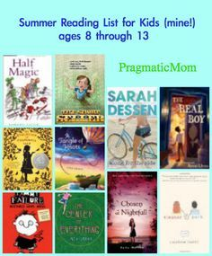 198 Best Booklists For Kids Of All Ages Images On Pinterest In 2018
