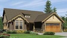 Craftsman House Plan Front of Home for Home Plan also known as the Longhurst Craftsman Ranch Home from House Plans and More. Bungalow House Plans, Craftsman Style House Plans, Ranch House Plans, Dream House Plans, House Floor Plans, Craftsman Houses, House Plans And More, Small House Plans, Cottage Plan
