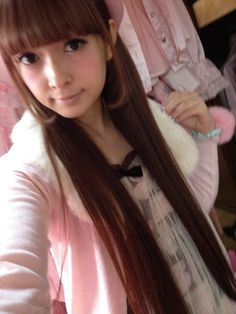 """Pow """"A lovely pink diary of Misako Aoki"""" official blog Misako Aoki ... 
