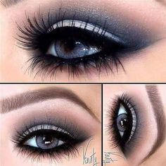 minus the lower lashes, too much!
