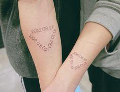 Estos tatuajes son ideales para romper con lo clásico y darle un tinte especial a tu boda. Cuando sabes y sientes que ese AMOR es para toda la vida, ¿por qué no sellarlo? Puede ser a través de los papeles, de un anillo, de un tatuaje, ¡o de todas juntas!Esta selección de tatuajes te ayudará a enc