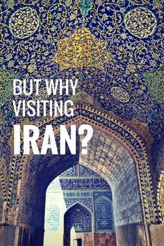 Few countries in the world evoke more prejudice and mistrust than Iran. But, its exceptional artistic heritage and the incredibly hospitable and friendly people make visiting the land of Ancient Persia a fascinating experience. Discover now why you should Iran Travel, Asia Travel, Travel Tips, Amazing Destinations, Travel Destinations, Iran Tourism, Visit Iran, Pakistan, Ancient Persia
