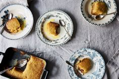 How One South African Dessert Rose to Icon Status—in Only 40 Years (Malva Pudding) South African Desserts, South African Recipes, Malva Pudding, Pudding Cake, Just Desserts, Delicious Desserts, Dessert Recipes, Cook Desserts, Creative Desserts