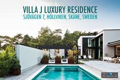 Modern Elegant and Functional Villa J pool house