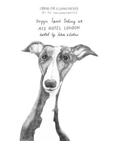 EVENT | Are you looking for the perfect partner of the four legged kind? Join a crew of canine experts and insta-pets at hip dog friendly hangout Ace Hotel London Shoreditch on Sunday 19th March for a some fun doggie speeding dating! http://www.styletails.com/2017/03/02/event-doggie-speed-dating-at-ace-hotel-london-sunday-march-19th/