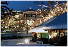 Mirror Lake Inn and Spa - Lake Placid, NY  i highly recommend...cute town and ski whiteface.....