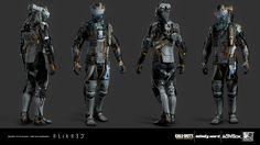 Картинки по запросу infinite warfare character concept art