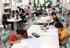 ルポ190403:学童保育「小1の壁」、学習塾が壊せるか
