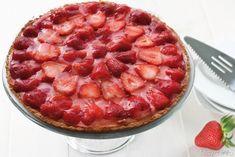 » Crostata ricotta e fragole Ricette di Misya - Ricetta Crostata ricotta e fragole di Misya