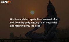 Kamandalam, Meditation, Shiv Fact.