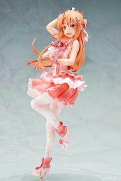 Figures Anime / Manga : Sword Art Online II PVC Statue 1/8 Asuna The Flash Idol of the Aincrad Ver. 20 cm ( Stronger )