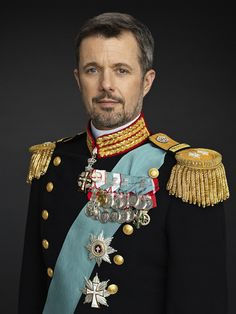 photo of Crown Prince Frederik of Denmark released in celebration of birthday today – Royal Central