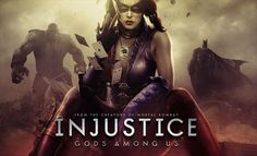 SDCC: INJUSTICE GODS AMONG US Gameplay Demo here.