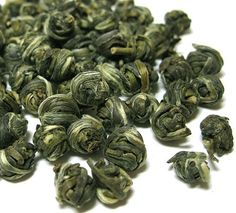 Jasmine Pearl Tea - Jasmine Pearls - Jasmine Pearl Green | TEA SPOT