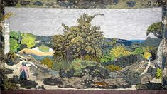 vuillard  window overlooking the woods