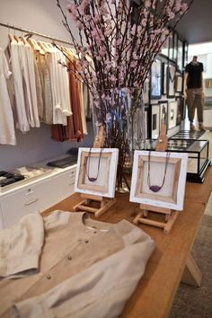Browns, London. #retail #fashion #clubmonaco