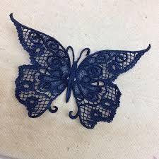 Résultats de recherche d'images pour «lace butterfly tattoo»