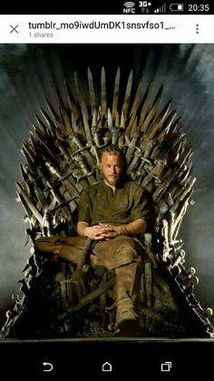 Ragnar will go anywhere!