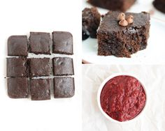 Beet Brownies #BeetTheOdds