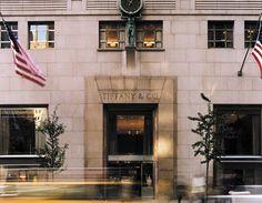 Tiffany Store- breakfast at tiffanys