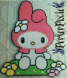 My Melody by PerlerPixie on DeviantArt