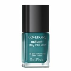 Covergirl Outlast Stay Brilliant Nail Polish, Constant Caribbean