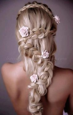 braided+wedding+hairstyles,+bridal+hairstyles+with+plaits+-+braided+hairstyle+for+brides
