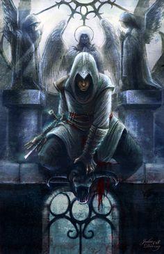 Angel of Death by Astrea75.deviantart.com on @deviantART