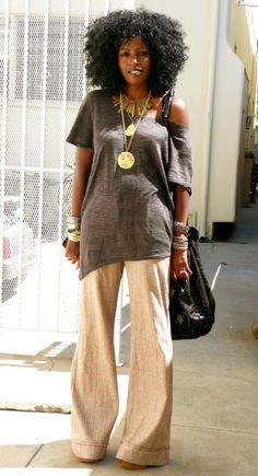 black fashion bloggers | Black Girls Killing It! features Folake of Stylepantry.com