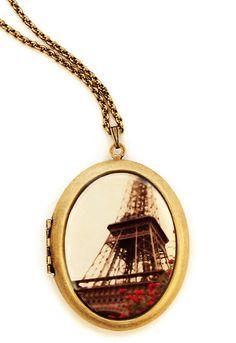love affair with Paris.