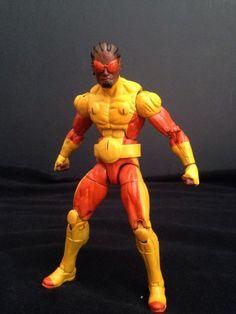 Bulletproof (Invincible) Custom Action Figure