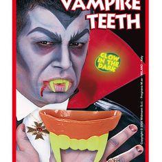 Dentier Vampire #dentiersdéguisements #accessoiresdéguisements #accessoiresphotocall