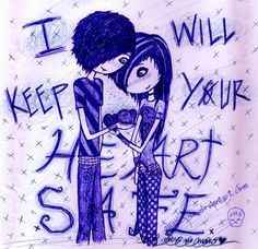 I will keep you heart safe <3... thats what they all say before they break you  ~Tay