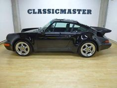 Porsche 911 Turbo 3.3 -