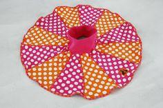 A skirt with Majapuu's dots