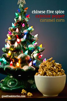 caramel corn | five