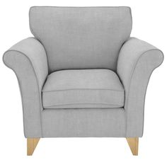 Buy John Lewis & Partners Charlotte Armchair, Light Leg, Aquaclean Lynton Putty from our Armchairs range at John Lewis & Partners. John Lewis, Sofas, Armchair, Household, Charlotte, Told You So, Cushions, Lounge, How To Plan