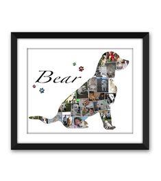 Digital Printable Custom Dog Best friend by SaffronRoseDesigns
