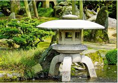 Japanese stone lanterns title japanese stone lantern lumination japanese garden stone lanterns for courtyard for lizards to hide in workwithnaturefo