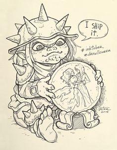 Day 3 - Goblin by vtrvtrn