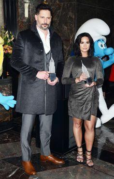 Joe Manganiello Picture 1 - Demi Lovato and Joe Manganiello to Celebrate International Day of Happiness