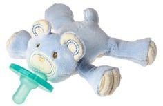 Amazon.com: Mary Meyer Wubbanub Plush Pacifier, Cutsie Caterpillar: Baby