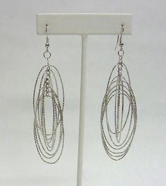 Awesome earrings.